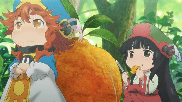 「ハクメイとミコチ」第3話の先行カットが到着。ハクメイが花火を作りたいと言い…