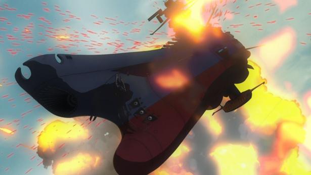 「宇宙戦艦ヤマト2202 愛の戦士たち」第五章「煉獄篇」の最新情報が公開!