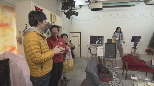 椿鬼奴・黒沢かずこと鞍手町へ!カラオケ喫茶で魂の雄叫び!?
