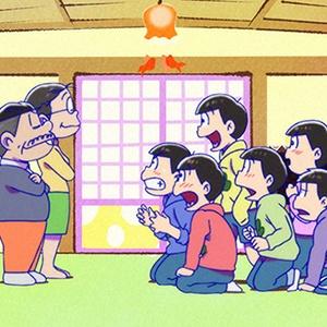 「おそ松さん 第2期」第17話の先行カットが到着。晩ご飯はまさかの焼肉…!?