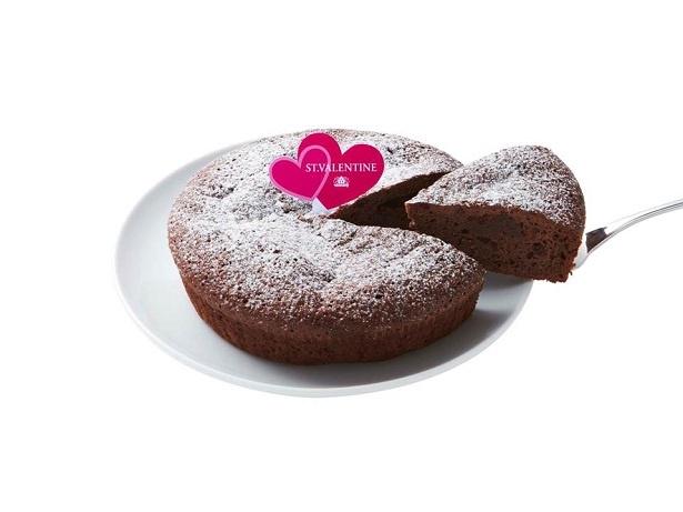 ベルギー産のチョコレートをたっぷり使用した「ガトーショコラクラシック」(1080円)