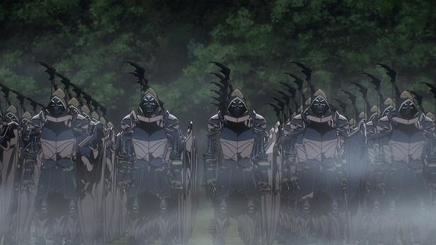 「オーバーロード2」第4話の先行カットが到着。再びリザードマンたちのもとへ!