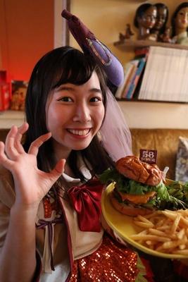 「私の地元・京都でこんなに本格的なハンバーガーが食べられるなんて!」