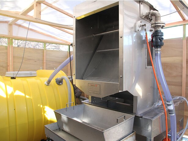 水質改善を行う装置