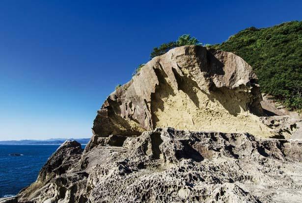 「紀伊山地の霊場と参詣道」の一部として、ユネスコの世界遺産に登録されている/鬼ヶ城