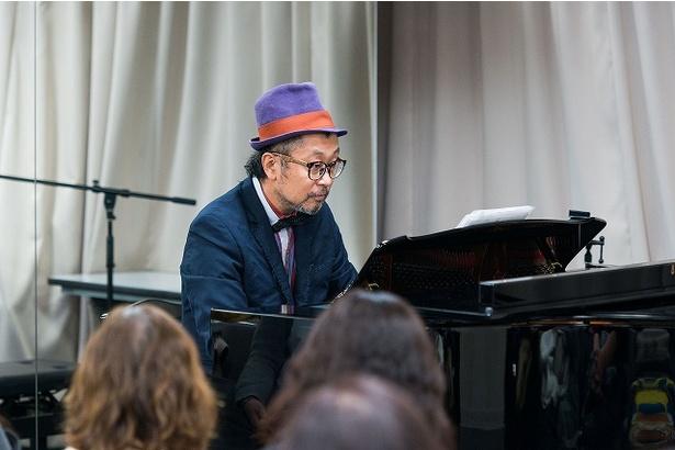 三省堂書店池袋本店で「ブルックリンでジャズを耕す」刊行記念のトークライブ&サイン会開催