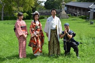 お城で特別な思い出を!和歌山城おすすめ着付体験