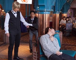 安室の推理ショーに大興奮!名探偵コナンのミステリーレストランが開催!