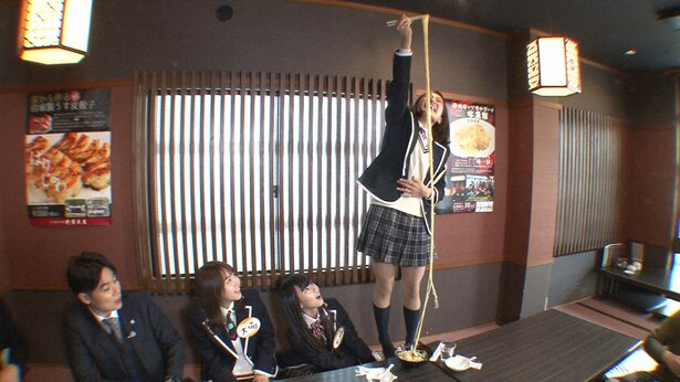 愛知・安城市を舞台にしたグルメ企画に斉藤真木子、末永桜花、大場美奈が登場(写真右から)