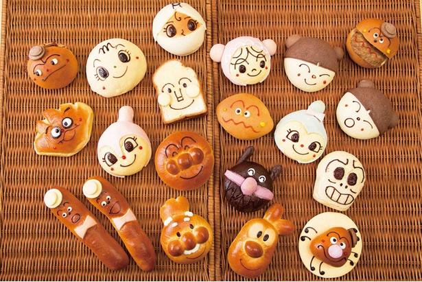 ジャムおじさんのパン工場が横浜に! 人気キャラクターがパンに