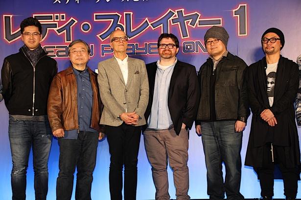 『レディ・プレイヤー1』の未来像に『SAO』川原礫も衝撃!「パクりたい」
