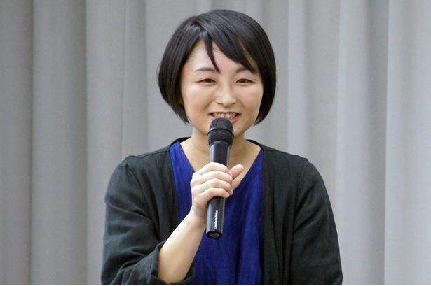 岩野響くんの母親、久美子さん