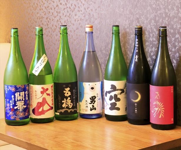 日本酒ブームの裏には意外な事情...