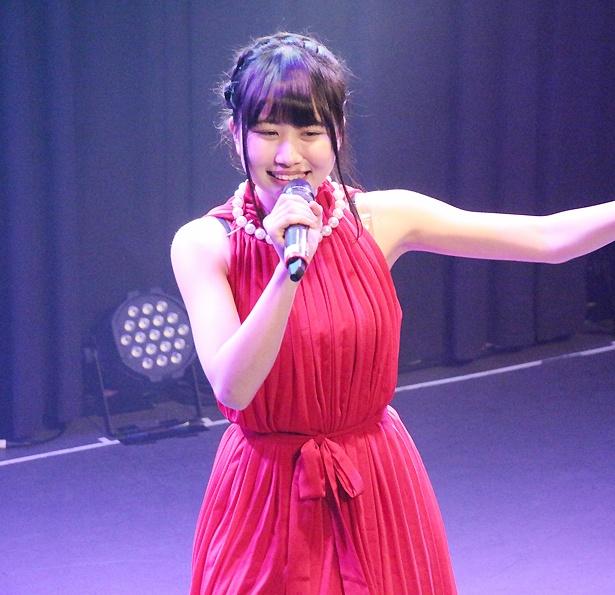 虹のコンキスタドール・あかりん(中村朱里)が20歳の誕生日を迎え、生誕イベントを開催!