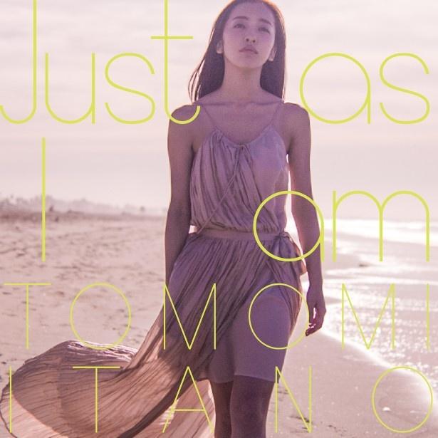 10thシングル「Just as I am」通常盤のジャケット写真