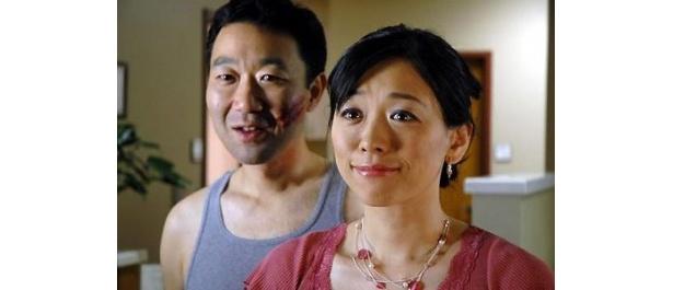 久々のスクリーン登場となる裕木奈江が主人公の妹アイコを演じる