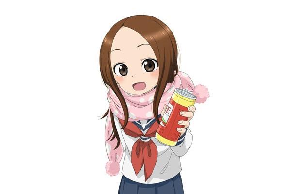 「からかい上手の高木さん」から、高橋李依による「高木缶お渡し会」開催!