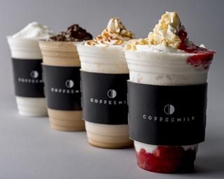 日本初!?ミルクが主役のコーヒーショップ「COFFEE MILK」がアトレ川崎にオープン!