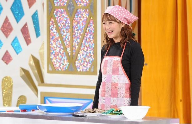 鈴木奈々、仮装大賞にチャレンジ!