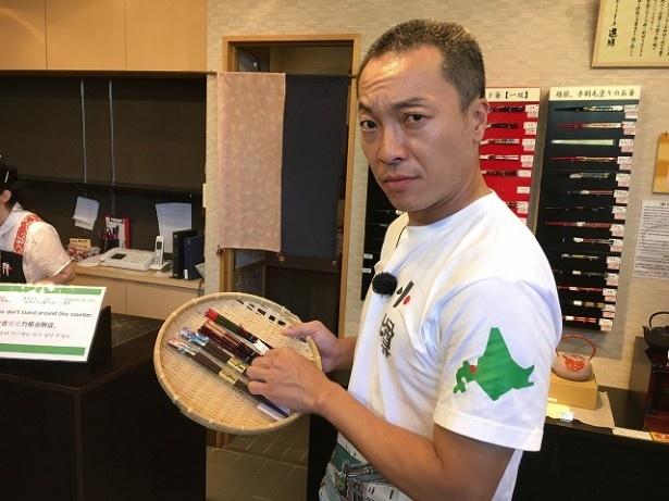 「ハナタレナックスEX(特別編)チームナックスとゆく 北海道美食めぐりの旅 in 小樽」