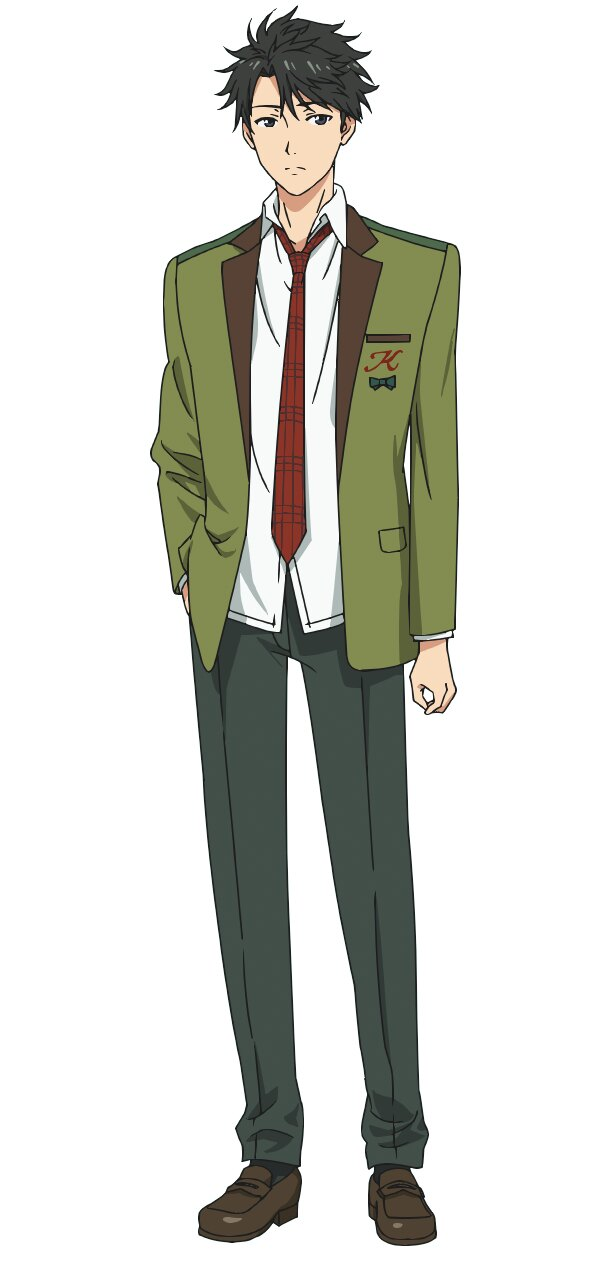 【写真を見る】主人公の多田光良(CV:中村悠一)は銀河大学付属恋ノ星高校2年生。父親の影響で、カメラマンを目指す!
