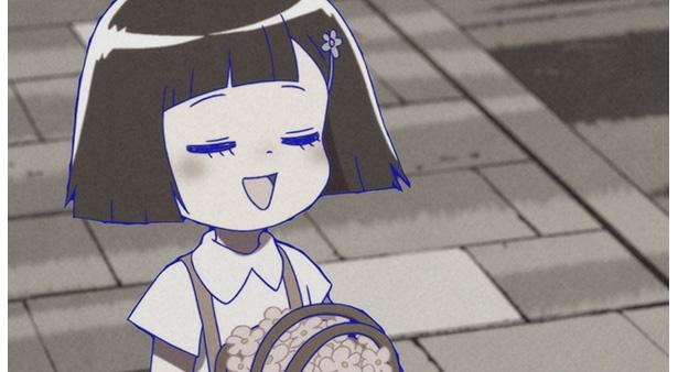 「おそ松さん 第2期」第18話の先行カットが到着。古き良き昭和のハラペコ町でイヤミが出会ったのは…