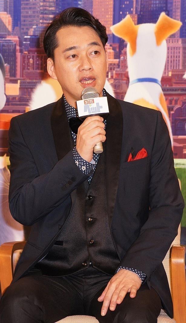 MCの設楽統も「1回フラれたくらいで一緒にしないで」と中田の気持ちを代弁