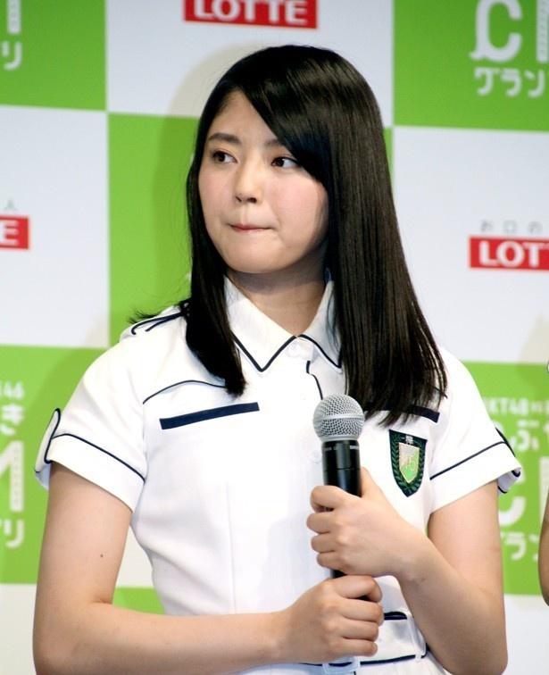 大好きと公言している織田奈那とのロケとあって終始テンション高めだった欅坂46・鈴本美愉