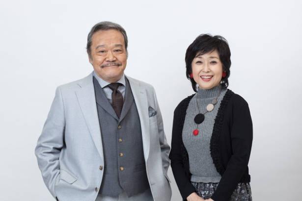 西田敏行、竹下景子が数々の名作をラジオドラマという形で紹介