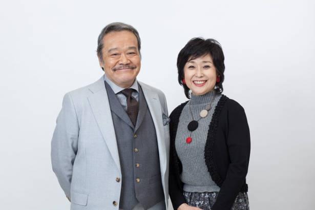 【写真を見る】2人が担当になって10年、放送開始から61年の思いを打ち明ける