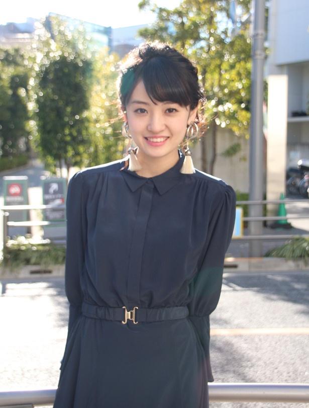 20歳となった咲良は、2018年について「いろいろなことに挑戦したい」と語った