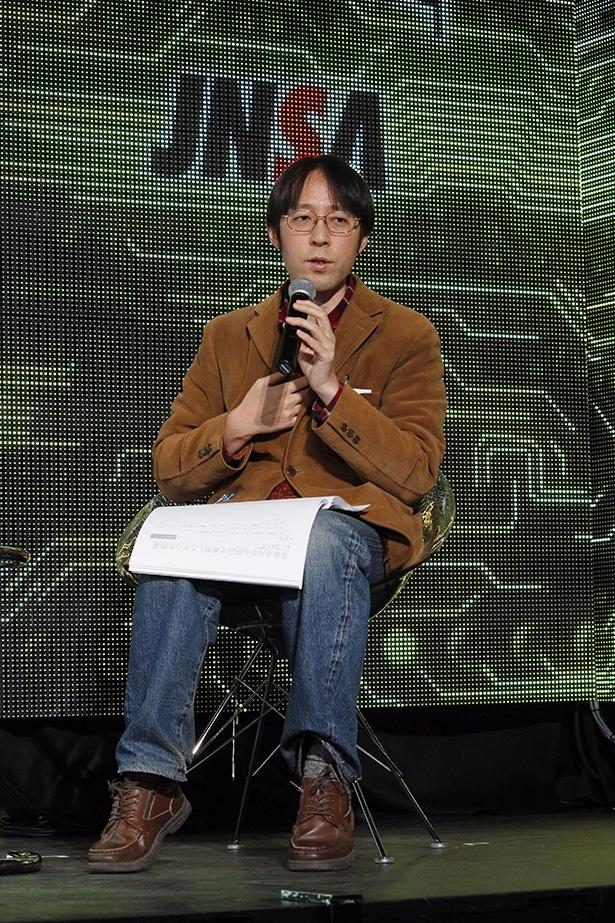 「BEATLESS」と「サイバーセキュリティ月間」コラボで長谷敏司・辻伸弘が対談!レイシアに騙されて膝枕されるのは幸せなこと!?