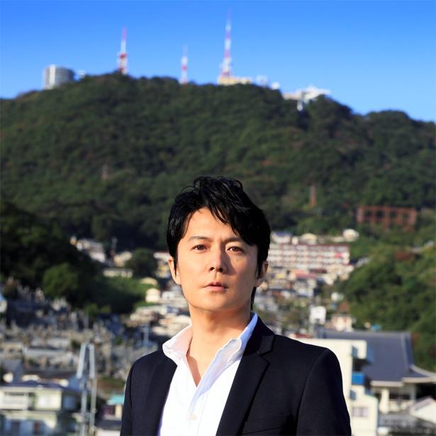「NAGASAKI BLUE ISLANDS PROJECT」ナビゲーターに就任した福山雅治