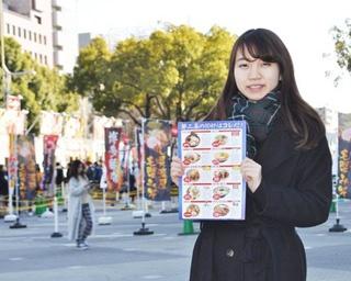 女子大生ラーメンレポ第2弾!名古屋ラーメンまつり2018に再び潜入!!