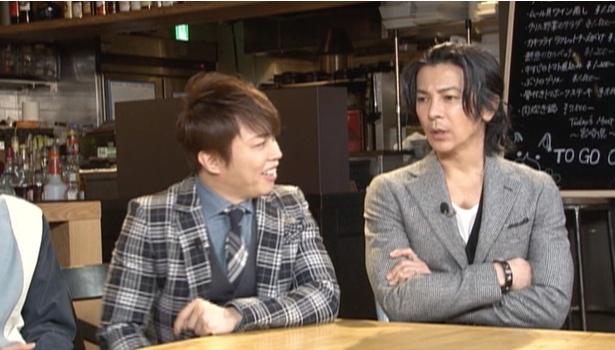 【写真を見る】スカル&スタッズ好きの武田真治が、筧美和子の「生理的に無理」発言に涙目!?
