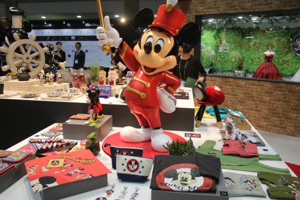 今年で90周年を迎える「ミッキーマウス」