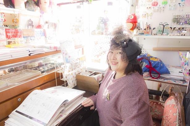 【写真を見る】「高田馬場はチャンスをつかみたい人にもってこいの街なんです」 とイヴルルド遙華さん