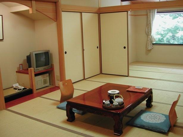 和室の客室/くらま温泉
