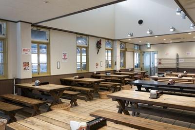 【写真を見る】日吉ファーム直営のBBQレストラン/トン'Sキッチン
