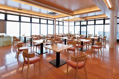【写真を見る】黒豆を中心に京丹波の食材を使った料理が人気/丹波里山レストラン Bonchi