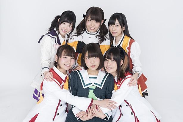 若手人気声優6人がオリジナルTVアニメ「刀使ノ巫女」を語る!【第2弾】流派から好きな食べ物まで話題は広がり!