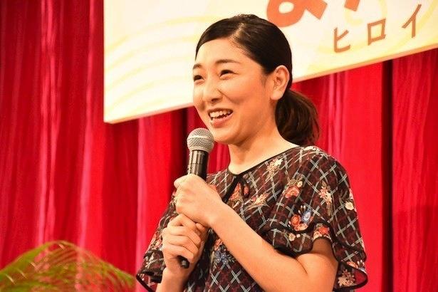 """朝ドラ史上初の""""ママさんヒロイン""""となる安藤サクラ"""