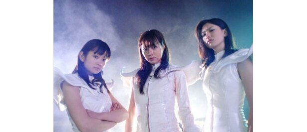 3大美少女が、驚異のミュータント戦士に変身!