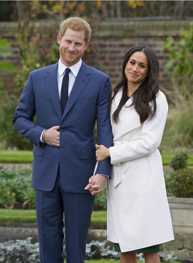 ヘンリー王子とメーガン・マークル、5月の挙式に向け準備中