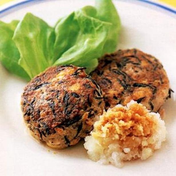 【関連レシピ】ひじきと豆腐のハンバーグ