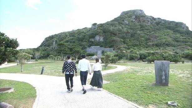 伊是名島でゆっくり気まま旅