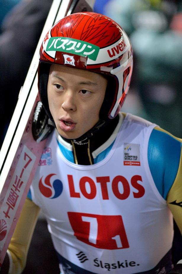 【写真を見る】スキージャンプの中では若手となる小林陵侑選手。端正な顔立ちにもうっとり?