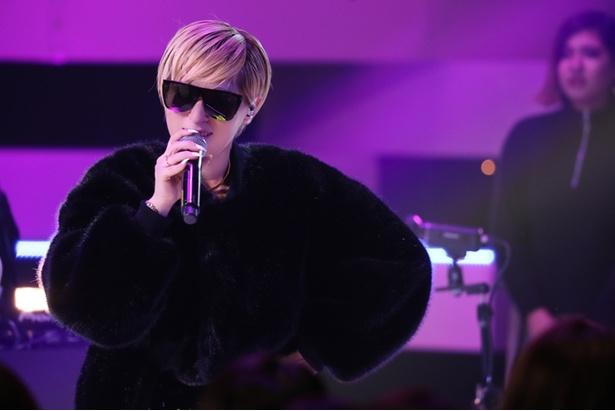 LISA復帰第1弾として、ニューシングル「the tripod e.p.2」を3月7日にリリース