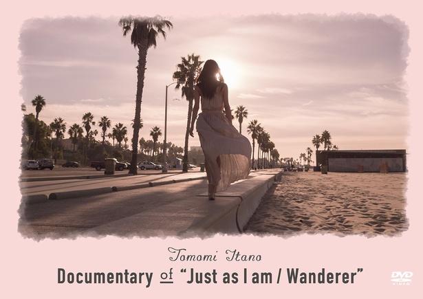 "DVD「Documentary of ""Just as I am / Wanderer""」の発売も決定した"