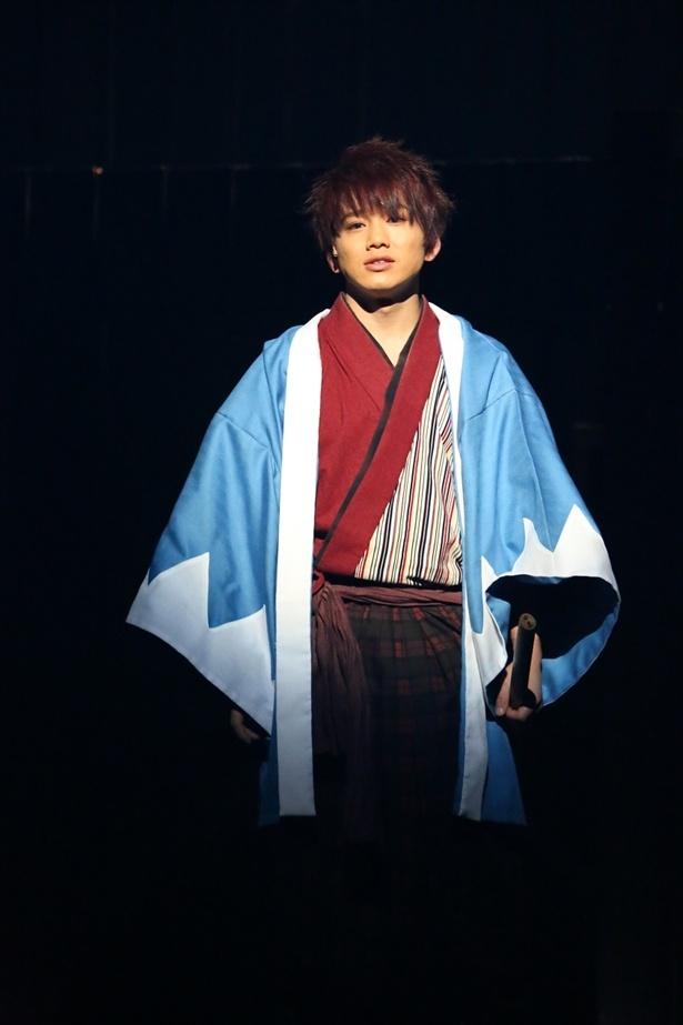 花村想太主演舞台、もののふシリーズ最終章「駆けはやぶさ ひと大和」が開幕